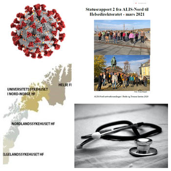 Statusrapport 2 ALIS-Nord mars 2021