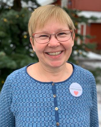 Sirin Johansen - prosjektmedarbeider området Universitetssykehuset Nord-Norge